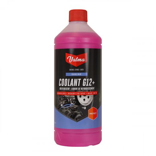 Valma W51 Koelvloeistof G12+ Long Life -30°C 1 Ltr